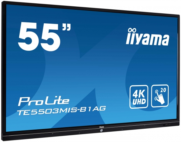 ProLite TE5503MIS-B1AG - 55'' interaktives LCD Touch-Display mit integrierter Software